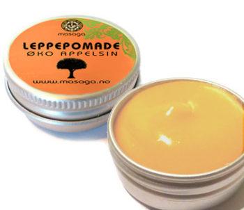 Leppepomade, Øko appelsin