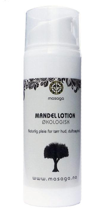 Økologisk Mandellotion