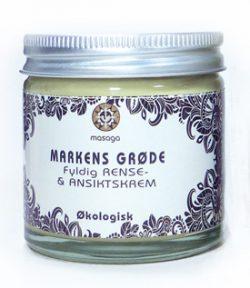 Markens grøde, hudkrem fra masaga