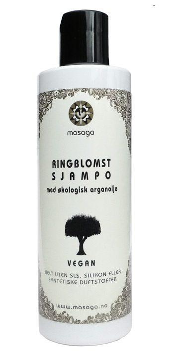 Ringblomst shampo med Arganolje