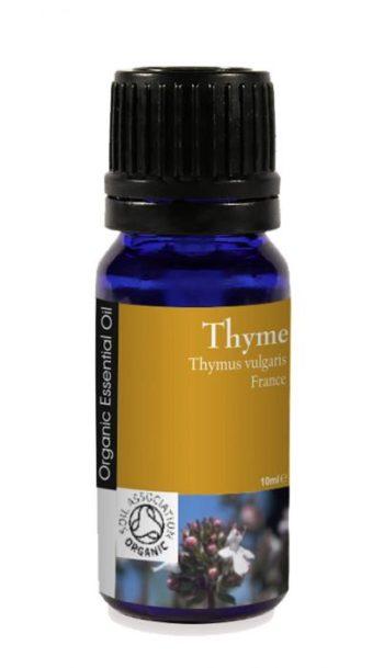 Timian eterisk olje, økologisk sertifisert
