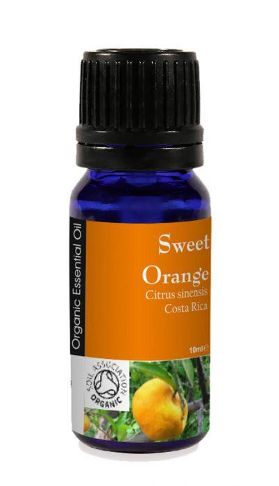 Appelsin 100% eterisk olje, øko