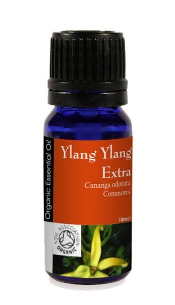 Ylang Ylang 100% eterisk olje, øko
