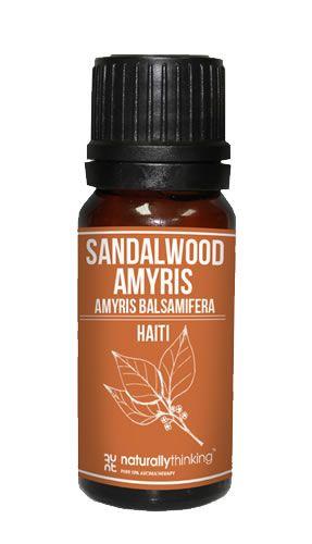 Sandalwood Amyris (West Indian Sandalwood)