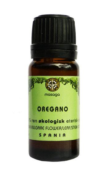 Oregano, 100% eterisk olje, øko.